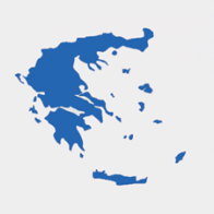 Illustrative map Greece
