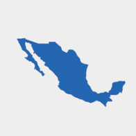 Illustrative map Mexico