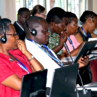 Participants of the IBE-UNESCO Diploma in Curriculum Design and Development, Tanzania 2013